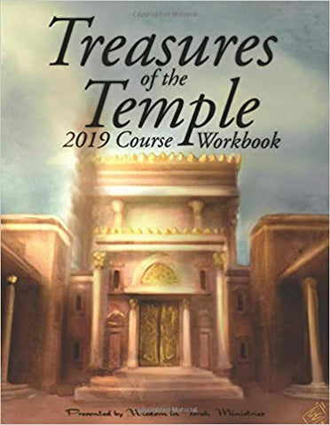 Treasures of the Temple 103 Workbook