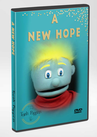 Torah Puppets - A New Hope