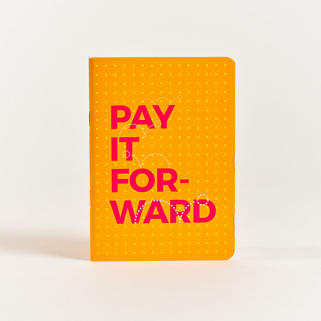 3 Pocket Notebooks - Pay It For Ward