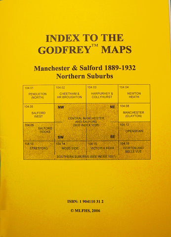 An Index to the Godfrey Maps: Northern Suburbs 1889-1932