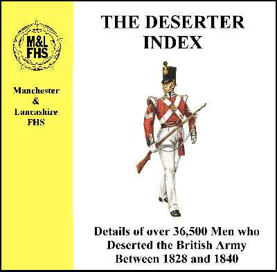 The Deserter Index CDROM