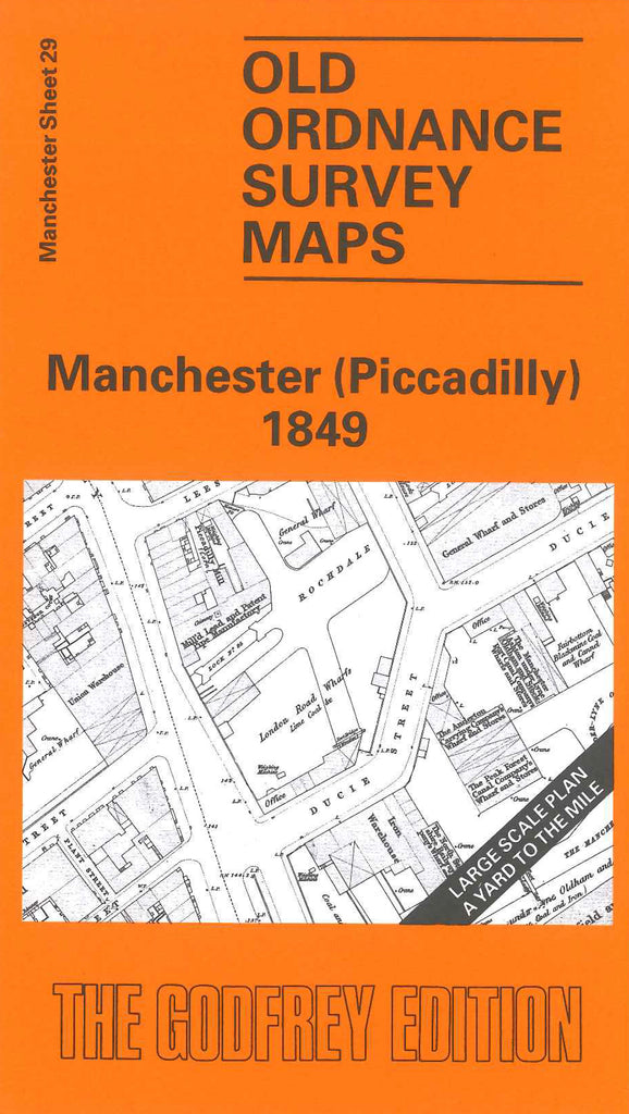 Manchester Piccadilly 1849