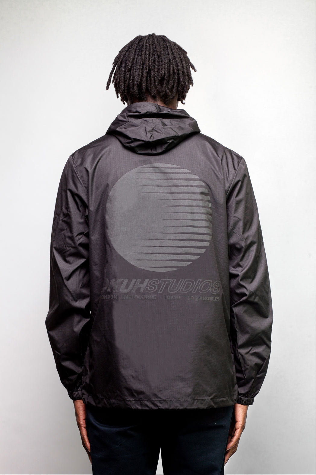 Reflective Tech Jacket - okuhstudios