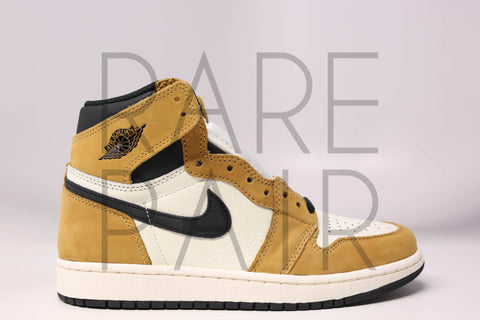 "Air 1 Retro High OG ""Rookie of the Year"" - Rare Pair"