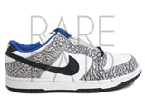 "Nike Dunk Low Pro SB ""Supreme: White/Blue"" - Rare Pair"