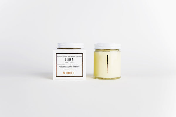 Woodlot Candle | Flora