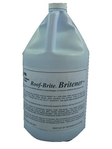 Roof Britener - Roof Stain Shadow Remover