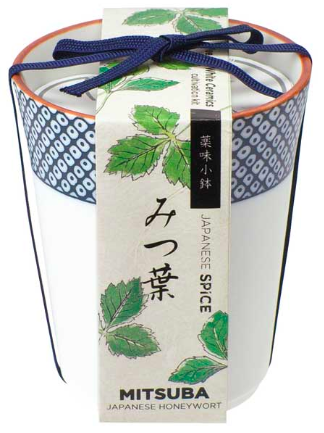 Yakumi - Japanese Spice (Hawk Claw Pepper, Mitsuba, Shiso) Plants Kit