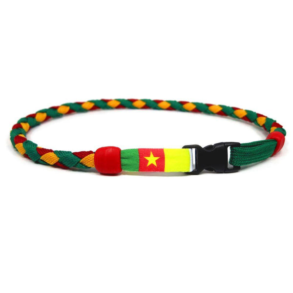 Cameroon Soccer Necklace - Swannys