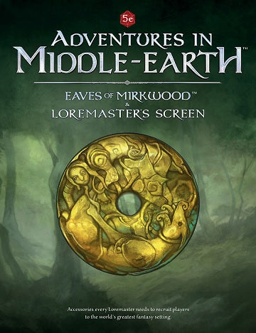 ADVENTURES IN MIDDLE EARTH LM SCREEN