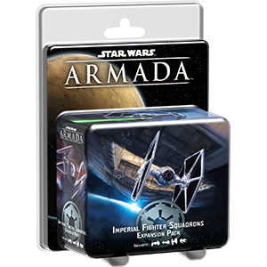 Star Wars Armada Imperial Fighter Squadrons Expansion Pack