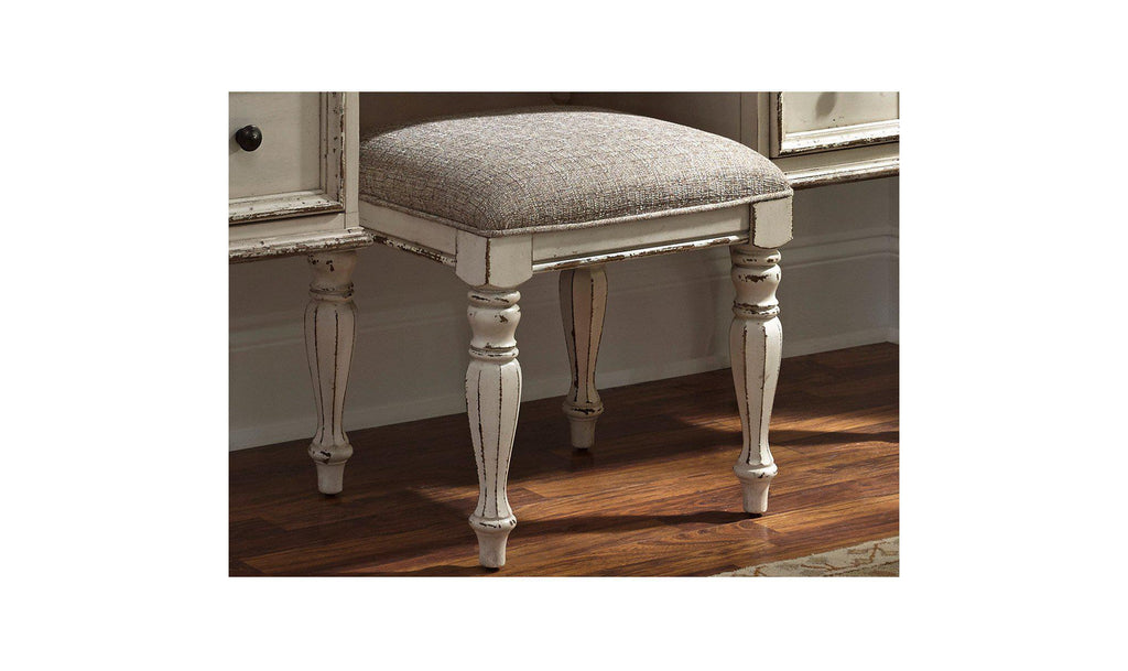 Magnolia Manor Vanity Set-Jennifer Furniture