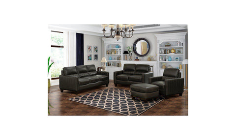 Bunker Power Reclining Sofa with Loveseat