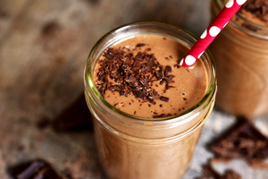 Peanut Butter Mudslide Smoothie