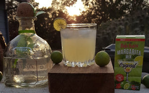 Low Carb Sunset Margarita Recipe