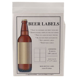 Cowboy Craft LLC Bottle Labels - Beer - Pack of 48 ラベル  | クラフトビール直送のCowboy Craft