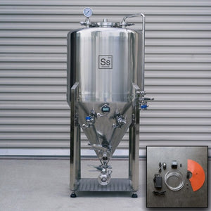 Cowboy Craft LLC Ss Brewtech Unitank - 1 BBL (With Heating & Chilling Package) | クラフトビール直送のCowboy Craft