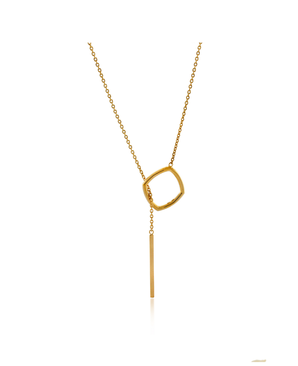 Accent Y-Lariat Necklace
