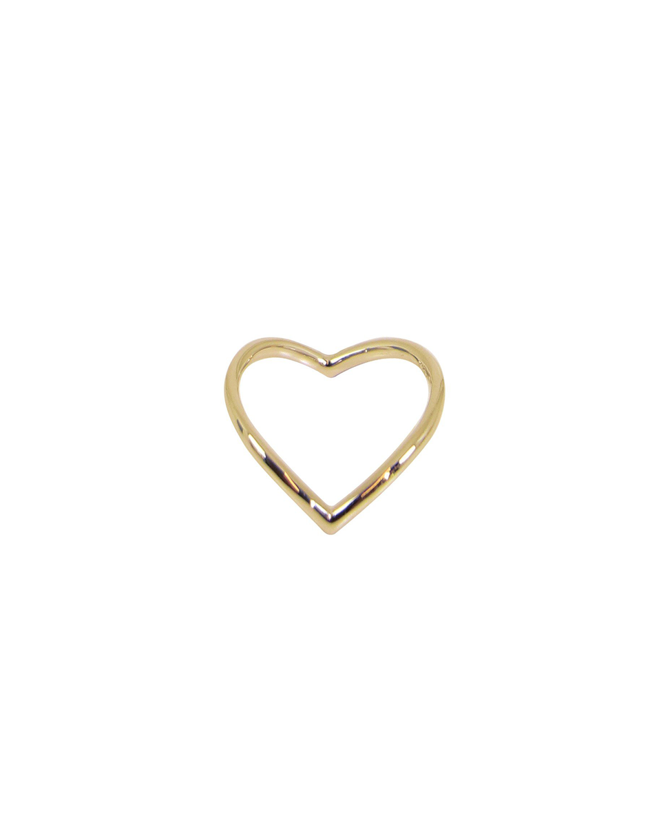 V Ring (Gold/Light Weight)