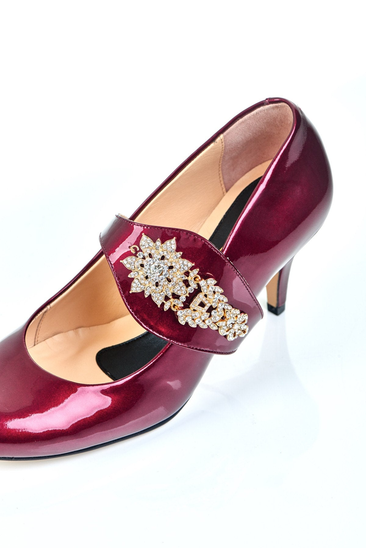 Equally Every After - Mulberry Shoellery - Shoes by Shaherazad