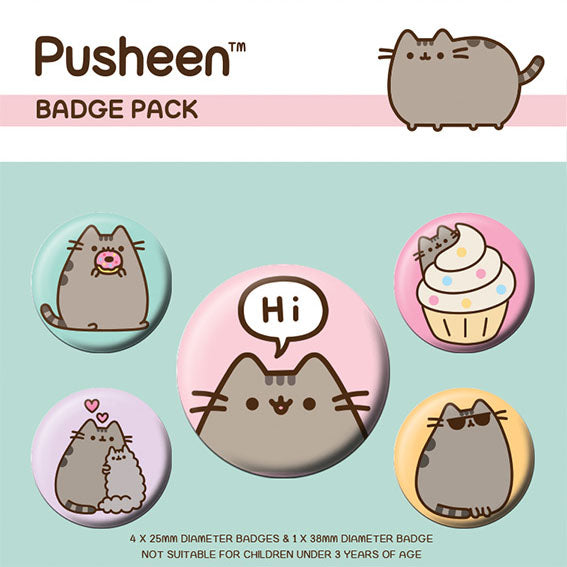 Pusheen (Pusheen Says Hi)