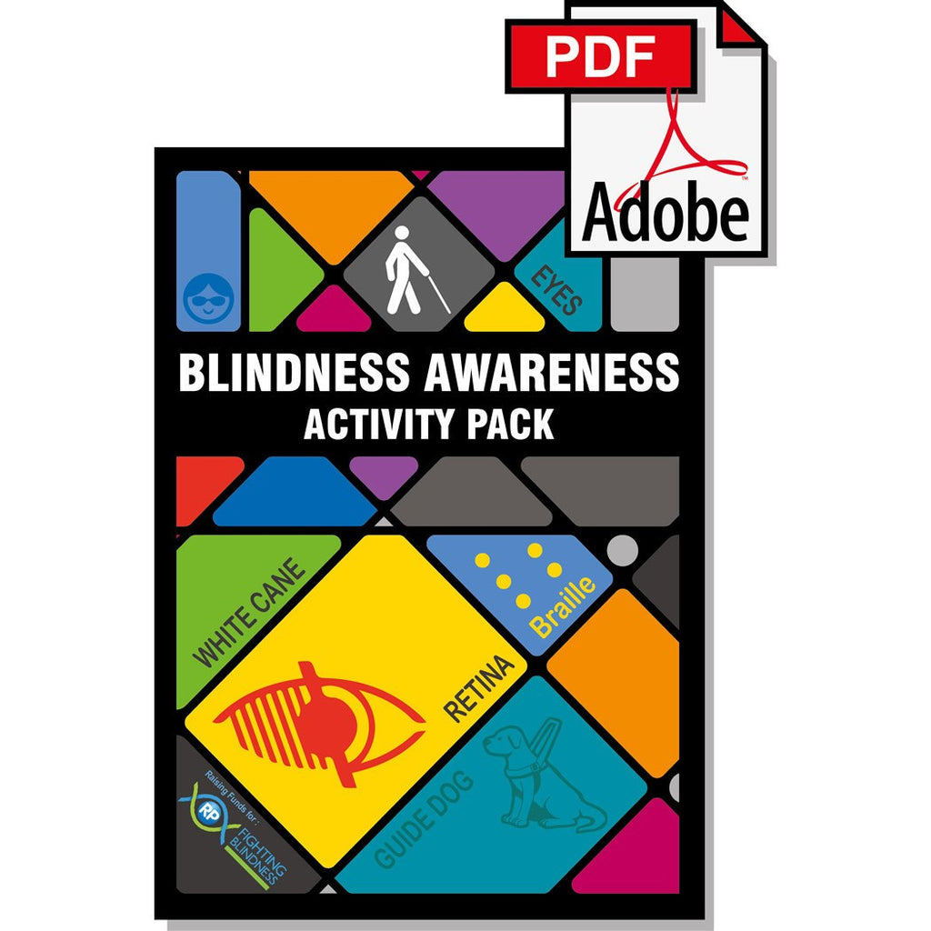 Blindness Awareness Activities (download)
