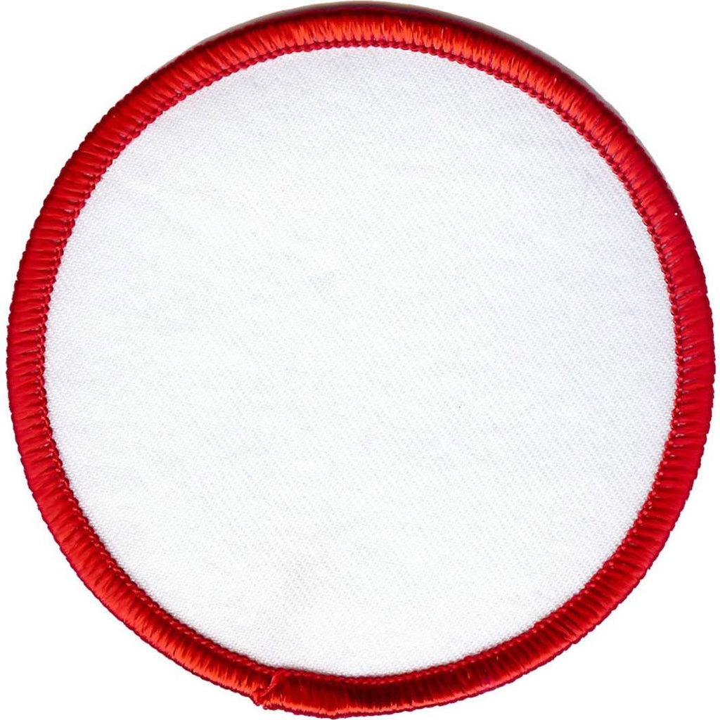 Blank Badge (Red)
