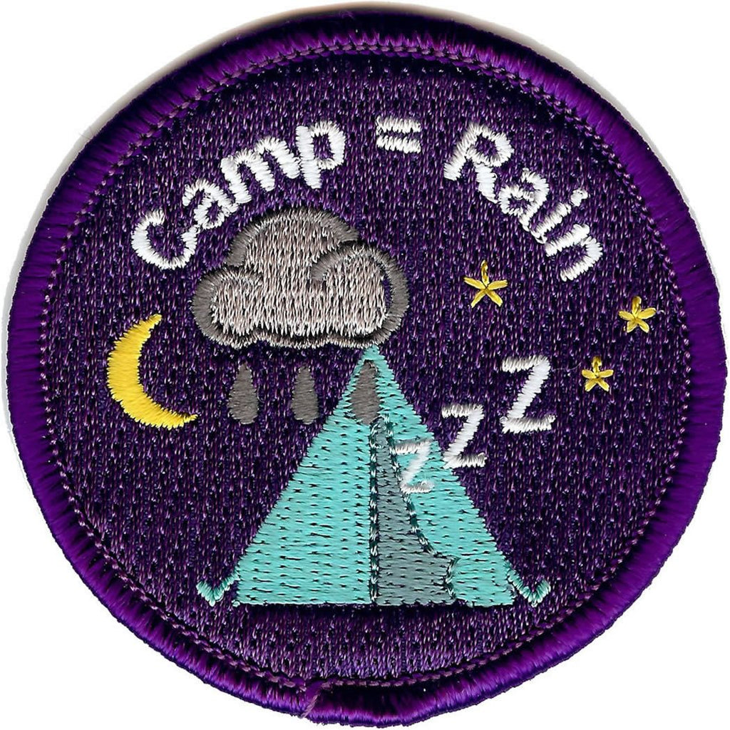 Camp Equals Rain