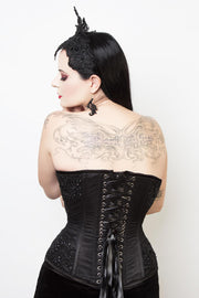 Edwardian Hand Crafted Couture Corset (ELC-401)