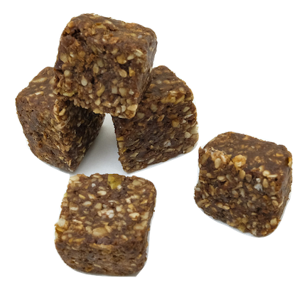 Organic Chocolate Sunbutter Sprouted Seed Bites