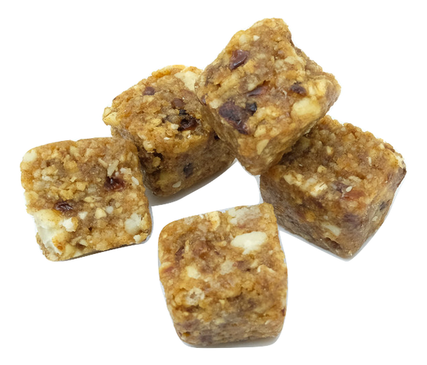 Organic Lemon Cranberry Energy Bites