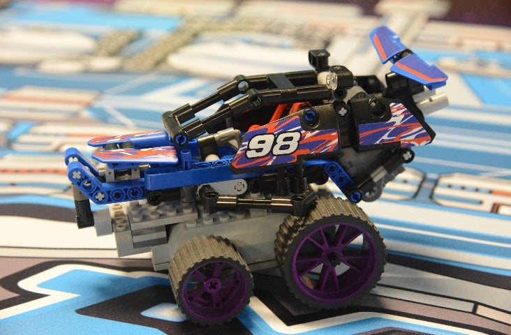 X - Combo Package - meeperBOT 2.0 & Offroader Racer - 3411