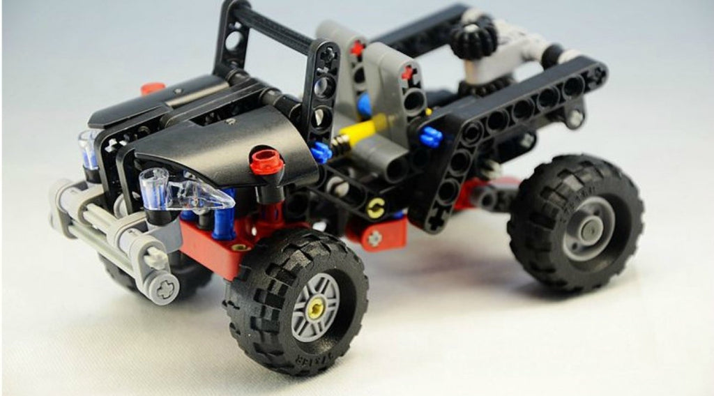 Combo Kit:  meeperBOT 2.0 + DeCool #3342 - Offroader Jeep