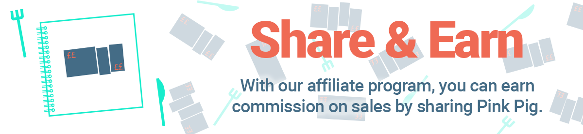 Share & Earn with our affiliate program