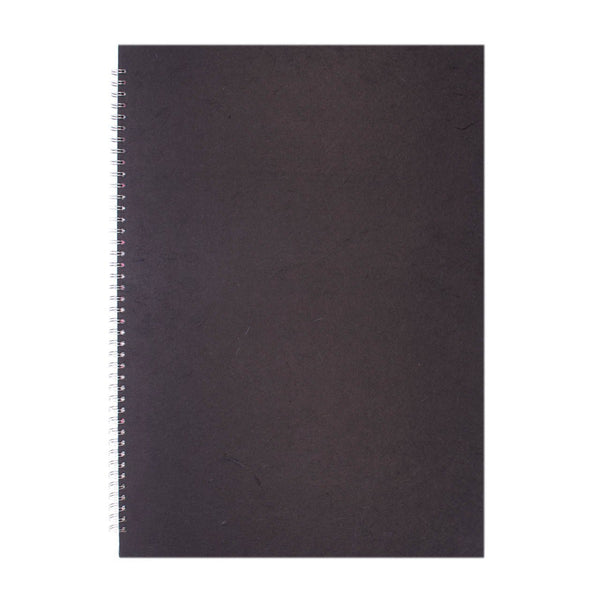 A2 Portrait, Black Display Book by Pink Pig International