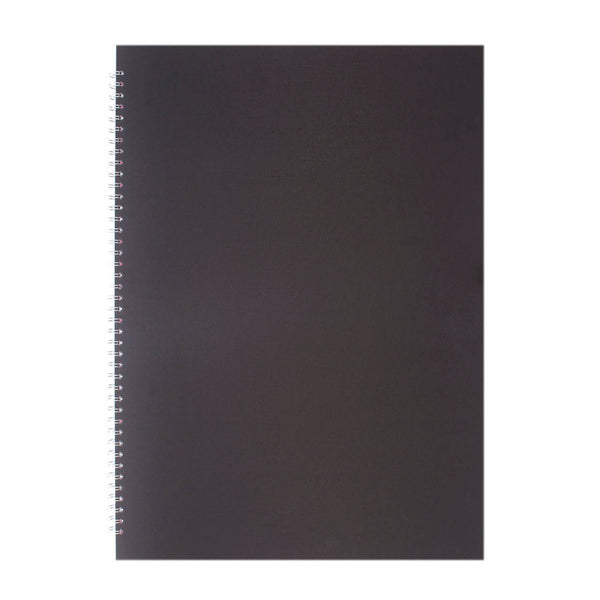 A2 Portrait, Eco Black Display Book by Pink Pig International