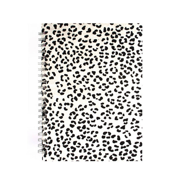 A4 Portrait, Snow Leopard Display Book by Pink Pig International