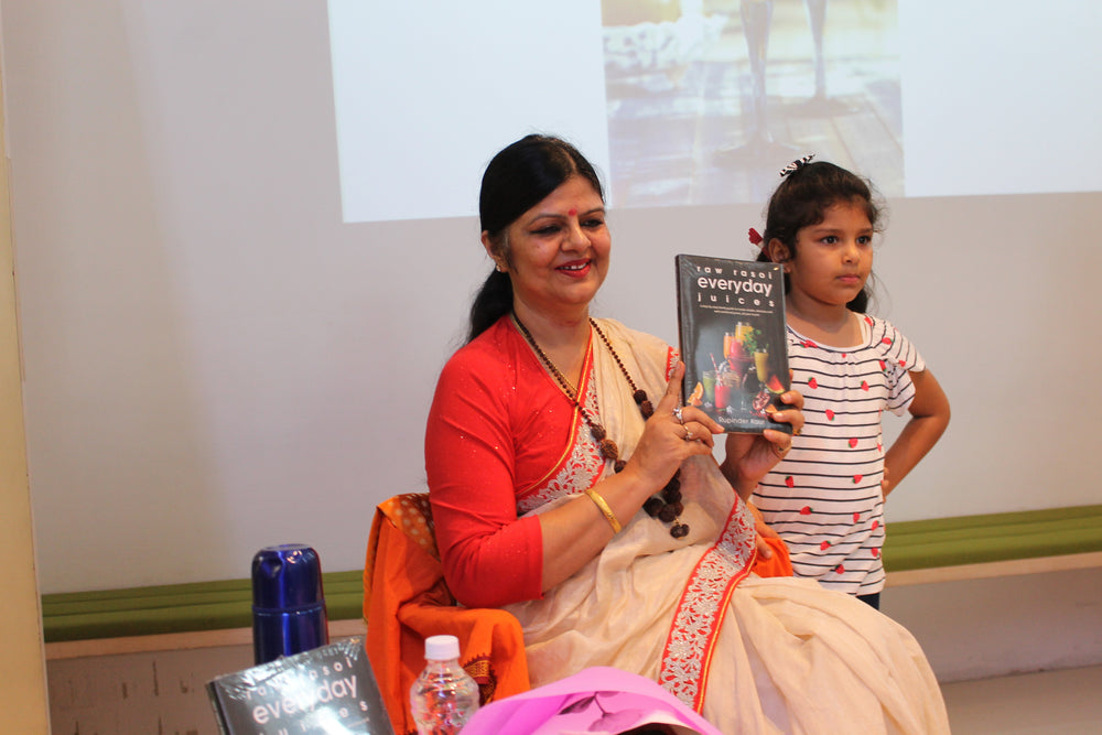Raw Rasoi Book Launch