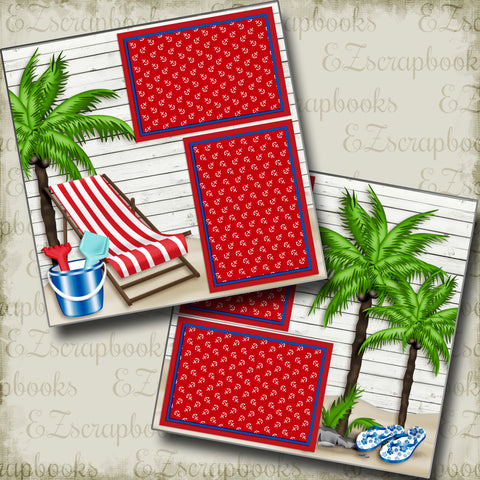 Beach Chair - 4066
