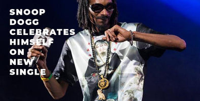 Snoop Dogg Celebrates Himself On New Single