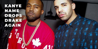 "Kanye West Name Drops Drake on ""What Would Meek Do"" Extended Snippet"