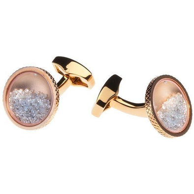 Tateossian Wedding Cufflinks