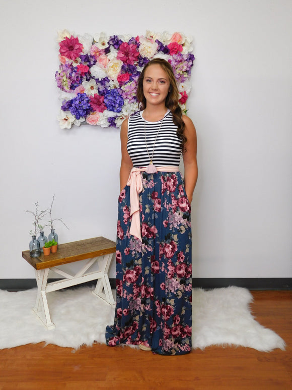 Summer Getaway Maxi Dress