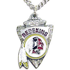 Washington Redskins Classic Chain Necklace