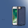 Navor Three in one Smart Power Battery Case for iPhone 7 Plus & iPhone 6 Plus with QI Wireless Charging 5000 mAH
