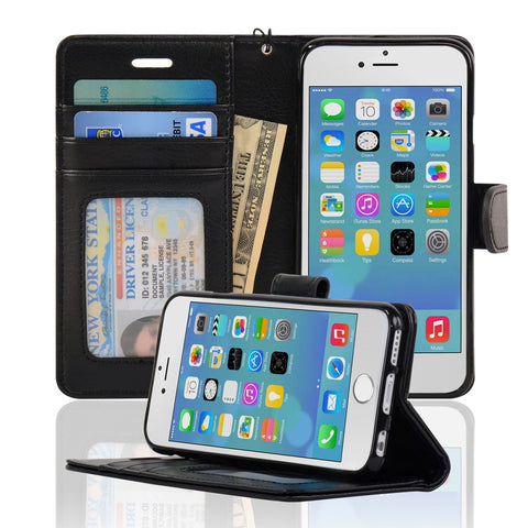 4.7-inch iPhone 6/6S Wallet Case - Navor