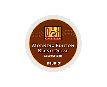 K-Cups - Diedrich Decaf Morning Edition K-Cups