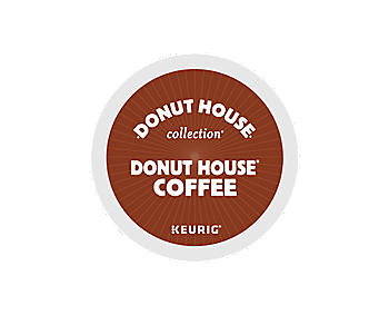 K-Cups - Donut House Blend K-Cups
