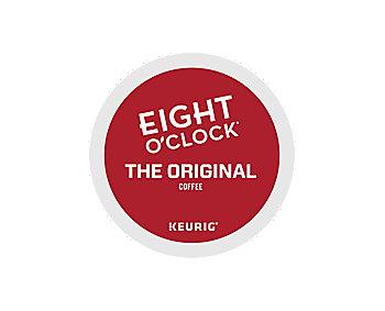 K-Cups - Eight O'Clock Original K-Cups