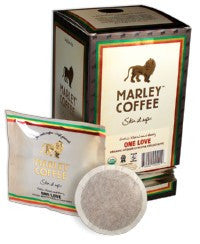 Pods - Marley Coffee One Love Free Trade Organic Coffee Pods